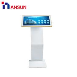 Отдельно стоящие интерактивные киоски в розничной торговле сенсорный экран для отображения киоск