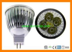 Haute puissance 3 W à intensité réglable LED MR16 12 V des projecteurs