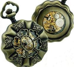 OEM-Дизайн Flower-Shaped карман смотреть