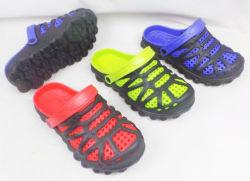 Suave y Comfortble hombres zapatillas zuecos de jardín de EVA