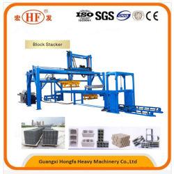 La ligne de production de bloc Clamper bloc de béton pour l'emballage du réceptacle