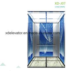 [س] [سري] [1.5م/س] سيمنس لب عناصر آلة غرفة [إكسيد] مسافر مصعد