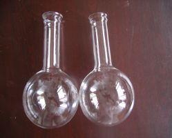 Frasco de vidrio de borosilicato de laboratorio