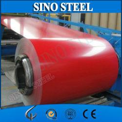 Z50 Ral3005 Werkspreis Vorlackierte Verzinkte Stahlspule 0,5 x 1250 mm