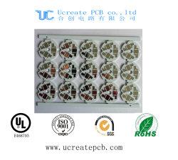 LED 조명용 HASL 원형 알루미늄 PCB 회로 기판