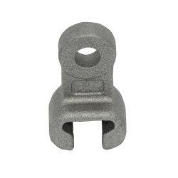 Custom 45mn de l'acier Fittting d'alimentation électrique de moulage
