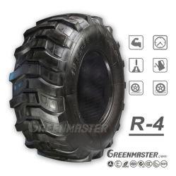中国の農業の潅漑のタイヤのトレーラートラックのタイヤ15.5/80X24 15.5-38 15*24