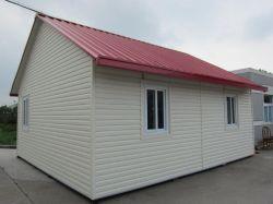 プレハブの構築ライト鉄骨構造のモジュラー住宅の生きている家(KXD-65)