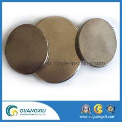 Os materiais magnéticos Strong NdFeB N35 - N55 Forte magnetos em neodímio permanente