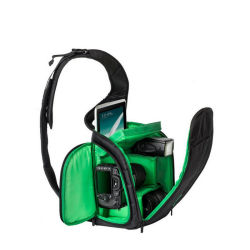 Caméra extérieure de l'épaule unique sac sac à dos Sac Appareil photo numérique reflex