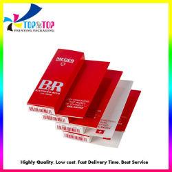 Vakje van de Lipgloss van de Lippenstift van het Karton van het Document van de Luxe van de douane het Lege Gerecycleerde Verpakkende