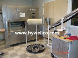 WZ-Serie Mikrowellen-Tieftemperatur-Vakuumtrocknung/Trockner/Trockner Gerät für Obst Schicht
