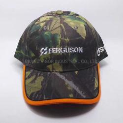 刺繍のロゴのカスタムCamoの軍の野球帽