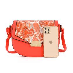 2019 de Nieuwe Handtas van de Dames van de Manier van het Ontwerp Mini voor Mooie Bloem Pu Dame Handbag