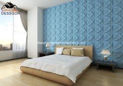 Décor 3D art de panneaux muraux Revêtement mural en arrière-plan de conception artistique