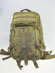 Fashion Khaki Green tactique militaire Outdoor sac à dos sac Sling Pack