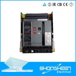 Cw1 3200en el 4p sacar Tipo bajo la protección de voltaje universal bastidor disyuntor del circuito de aire