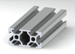 Anodisé Argent industriel OEM 4080 Profil en aluminium pour l'automatisation