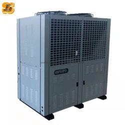 Con el ventilador del condensador de aire acondicionado o refrigeración industrial
