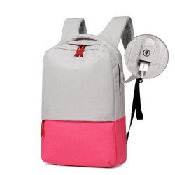 Escola de moda mochilas para homens e mulheres Novo Design de carregamento USB Laptop Sala Sacos de viagem