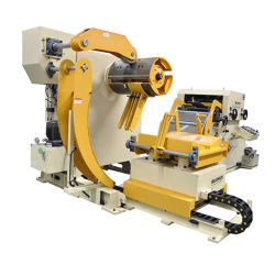 平等主義の送り装置および機械装置を処理するDecoilerの金属