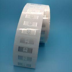 Rastreamento de logística System EPC Classe 1 Gen2 Alien 9620 H3 Rolo de papel pequeno pacote de RFID da etiqueta de identificação