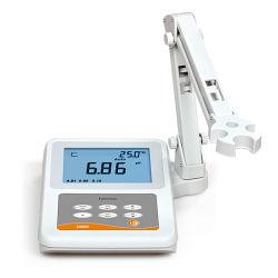 DIgital de sobremesa conductividad/TDS/medidor de Salinidad Tester para Lab