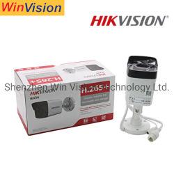 Original 4MP Hikvision Bullet Poe de la sécurité de surveillance caméra de vidéosurveillance IP Fournisseur DS-2CD1043G0-I