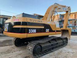 Utiliza el Japón 330 excavadora de cadenas Caterpillar Cat 330BL de segunda mano las excavadoras hidráulicas Cat 330c, 330D, 325D