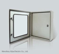 Fuente de alimentación Caja de distribución eléctrica con dos puertas