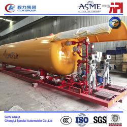 10 piante di riempimento del gas di M3 GPL, stazione della ricarica del gas liquido da 10000 litri GPL