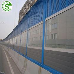 China Barreira de Ruído do painel da Barragem insonorizadas para Bridge