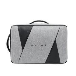 Großhandelsform-Freizeit-fördernder wasserdichter reisender Laptop-Computer USB-Geschäfts-Kurier-Beutel-Aktenkoffer