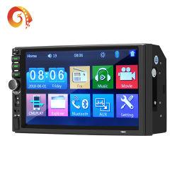 2 Modellen 7 van de Auto van DIN 7880s Algemene LCD van de Duim '' de Capacitieve Speler van de Auto DVD van Bluetooth van de Speler van de Radio van de Auto van het Scherm