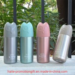 Vendita All'Ingrosso Originale Design Moda Thermal Insulation Cup Gift Personalizzato Logo Dritto Cute Acciaio Inox Thermos