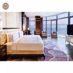현대 민감한 나무는 호텔 침실 가구 객실을 만들었다