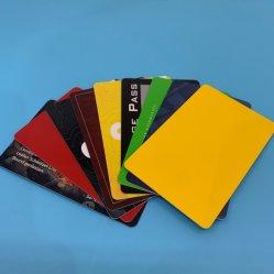 Горячая продажа пластиковых логотип печать 13.56Мгц Legic мин256 RFID смарт-карт