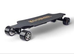 Quatre roues électriques Koowheel Kooboard Skateboard, bois d'érable canadien, échangeable LG moyeu double de la batterie moteur, les stocks actuels dans le U. S. Une