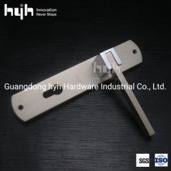 China Hyh fábrica preço grossista excelente puxador da porta de bambu liga de zinco para o mercado do Kuwait