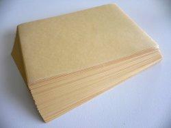 Tecidos de rolos de papel Kraft embalagem marrom