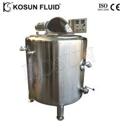 50L 100L 200L 500L de aço inoxidável o tanque de derretimento de Chocolate Elétrica Comercial Pot IVA