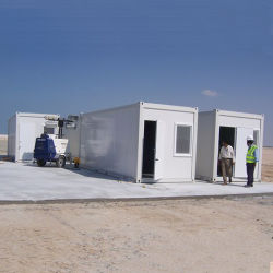 20FT Modular Tiny Portable Office Cabins