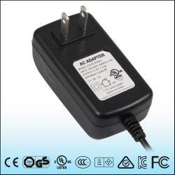 24V/1A/25W AC/DC de alimentação do adaptador de energia de comutação com plugue padrão dos EUA