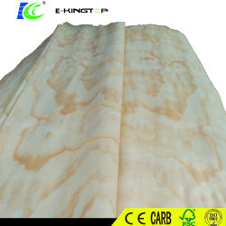 カスタマイズされたマツかOkoumeまたはGurjanの偵察の木製の表面Venee