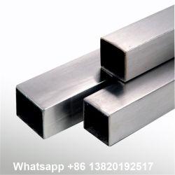 Inoxの管SUS310のステンレス鋼の長方形の正方形の管Tp310s