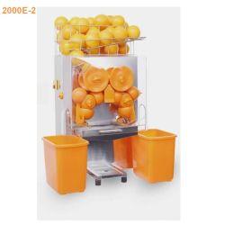 Frutas espremedor de laranjas automática comercial