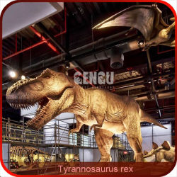 Qualit?t Atificial Animatronic Dinosaurier für Themepark