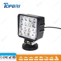 Super Bright 48W Square Moto Auto luz de LED
