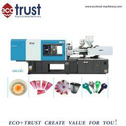 170ton 수평한 자동 귀환 제어 장치 모터 혼합 두 배 2 3개의 색깔 PP/PS/PC/ABS/Pet/PVC/PPR/LDPE/HDPE/Small/Middle/Big/New/Factory를 위한 플라스틱 사출 성형 기계