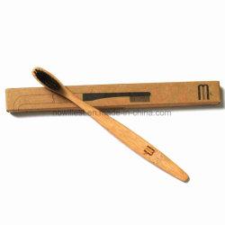 Su uso en casa Blanqueamiento Dental Cepillo de Dientes de bambú
